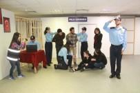 ŞEHIR TIYATROLARı - Şehir Tiyatrosu Çalışmalarına Devam Ediyor