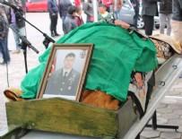 ÖMER FETHI GÜRER - Şehit Halisdemir'in annesi toprağa verildi