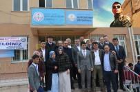 MEHMET REMZİ ARAYIT - Şehit Melih Özcan'ın İsmi Okuduğu Okula Verildi