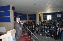 ASıMıN NESLI - Sincik'te 'Asımın Nesli 15 Temmuz'  Konulu Konferans Düzenlendi