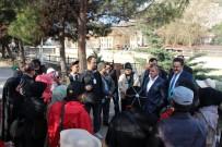 Siyasetçiler Turistlere Amasya'yı Anlattı