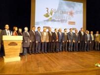 Su Ve Çevre Ödülü Kilis Belediyesine Verildi