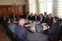 SALIH YıLDıRıM - Sungurlu'da Huzur Toplantısı