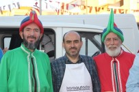 MUSTAFA UYSAL - Tavşanlı'da 3 Aylar Lokma Tatlısı İkram Edildi