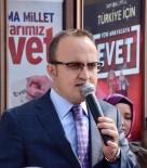KARABIGA - Turan Açıklaması 'Türkiye'nin En Büyük Problemi Muhalefet'