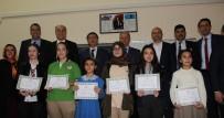 İSMAIL ÇORUMLUOĞLU - Yarışmanın Birincilerine Yeşilay'dan 500 TL Ödül