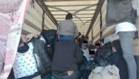 SENEGAL - Yurt Dışına Kaçmaya Çalışan 96 Göçmen Yakalandı