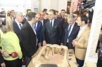 İZMIR TICARET ODASı - AB Bakanı Çelik MODEKO Fuarını Ziyaret Etti