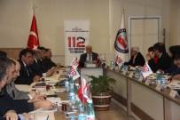 ZÜLKIF DAĞLı - Acil Çağrı Hizmetleri İl Koordinasyon Toplantısı Yapıldı