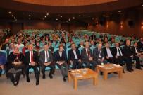 BOZOK ÜNIVERSITESI - Adalet Bakanı Bekir Bozdağ Memleketi Yozgat'ta