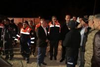 HASAR TESPİT - AFAD Samsat'ın Yaralarını Sarıyor