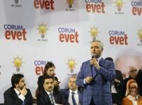 AK Parti Genel Başkan Yardımcısı Mustafa Ataş;