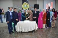 FAHRETTİN POYRAZ - AK Parti Kadın Kolları 8 Mart Dünya Kadınlar Gününü Kutladı