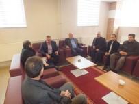 MUZAFFER ÇAKAR - AK Partili Çakar, Malazgirt'te Yapılacak Projeleri Anlattı