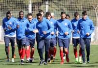 DIEGO - Antalyaspor, Galatasaray Maçı Hazırlıklarını Tamamladı