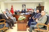 Azerbaycan Kültür Derneği'nden Başkan Şirin'e Teşekkür Ziyareti