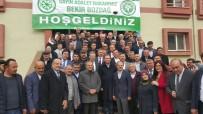 ŞEKER FABRİKASI - Bakan Bekir Bozdağ Boğazlıyan Çiftçi Eğitim Seminerine Katıldı