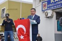 ÖMER TARHAN - Bakan Yılmaz Şehit Harun Saltalı Ortaokulu'nun Açılışını Yaptı