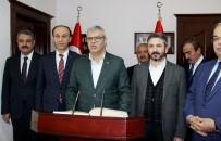 AHMET AYDIN - Başbakan Yardımcısı Kaynak Adıyaman'da