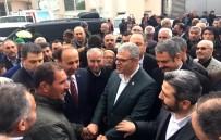VEYSİ KAYNAK - Başbakan Yardımcısı Kaynak Deprem Bölgesinde