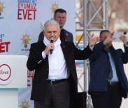 Başbakan Yıldırım, 'Türkiye'de Rejim Sorunu Yok. Değişime Direnen Bir Ana Muhalefet Sorunu Var'