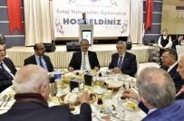 ABDULLAH ÖZER - Başkan Akgül Esnafla Biraraya Geliyor