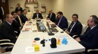 GÖKMEN - Başkan Karaosmanoğlu'na, GTÜ'den Deprem Sunumu