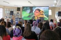 GAMZE AKKUŞ İLGEZDİ - Battal İlgezdi'den Kadın İşçilere 'Sultan' Sürprizi