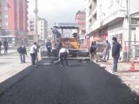YOL ÇALIŞMASI - Beyşehir Belediyesi Sıcak Asfalt Sezonunu Erken Açtı