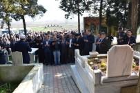 BÜLENT KORKMAZ - Biga'lı Mehmet Çavuş Mezarı Başında Anıldı