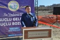 PİKNİK ALANLARI - Bozüyük'te Sultan Albülhamid Han Parkının Temeli Atıldı