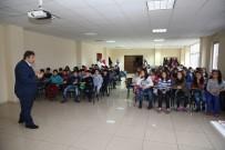 YANGIN TATBİKATI - Çocuk Meclisi Üyelerine Uygulamalı Sivil Savunma Eğitimi