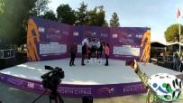 KUZEY KIBRIS - Eskişehir Görme Engelliler Spor Kulübü Başarıya Doymuyor