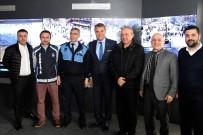 SAHTE ÜRÜN - Fikret Orman'dan İBB Zabıta Daire Başkanlığına Ziyaret