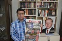 Kahramanmaraşlı Belediye İşçisinin Erdoğan Sevgisi Odaya Sığmıyor