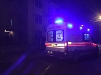 Karaman'da Bıçaklı Kavgada Ev Sahibi Ve Kiracısı Yaralandı