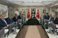 MEHMET AKıN - Mardin'de İstihdam Seferberliği Toplantısı