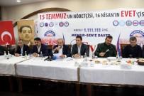 MILLI SAVUNMA BAKANLıĞı - Memur-Sen Mart Ayı İl Divan Toplantısı Yapıldı