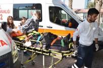Milas'ta Alışveriş Dönüşü Can Pazarı; 10 Yaralı