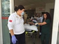İŞ KAZASI - Milas'ta İş Kazası; 1 Ağır Yaralı