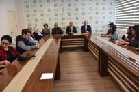 ADALA - ODTÜ'den Panel Öncesi Başkan Kayda'ya Ziyaret