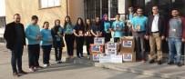 SEÇMELİ DERS - Bursalı Liseliler, Soydaş Öğrenciler İçin Bulgaristan'a Kütüphane Kuruyor