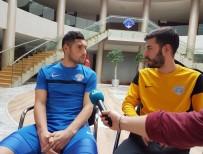 İSPANYOLCA - Cristian Guanca Açıklaması 'Gelecek Sezon Kasımpaşa'da Devam Etmek İstiyorum'