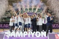 DEVŞIRME - PTT Kadınlar Türkiye Kupası Yakın Doğu Üniversitesi'nin