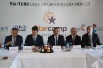 MEHMET KARACA - Startürk Kuluçka Merkezi Tanıtıldı