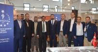 ATİLLA KAYA - TÜMSİAD İzmir'e MODEKO'da Yoğun İlgi