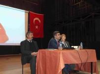 MEHMET NURİ ÇETİN - Varto Kaymakamı Çetin, Köy Ve Mahalle Muhtarları İle Bir Araya Geldi