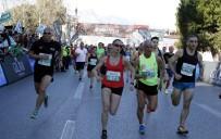 SAKIP SABANCI - 8 Bin Kişi, 12. Runatolia Antalya Maratonu'nda Ter Döktü