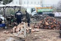 Ağaç Dalları Yüzlerce Aileyi Isıttı