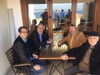 MALİ MÜŞAVİR - Ayvalıklı Mali Müşavir Ve Muhasebeciler Kahvaltılı Toplantıda Buluştu